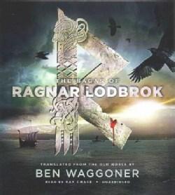 The Sagas of Ragnar Lodbrok (CD-Audio)