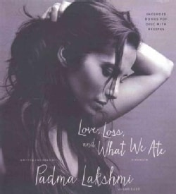 Love, Loss, and What We Ate (CD-Audio)