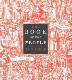 The Book of the People: How to Read the Bible (CD-Audio)
