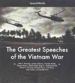 The Greatest Speeches of the Vietnam War (CD-Audio)