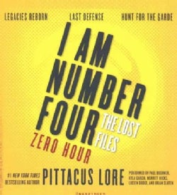I Am Number Four: The Lost Files: Zero Hour (CD-Audio)