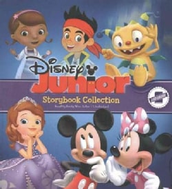 Disney Junior Storybook Collection (CD-Audio)