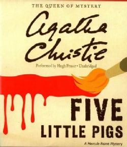 Five Little Pigs (CD-Audio)