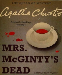 Mrs. McGinty's Dead (CD-Audio)