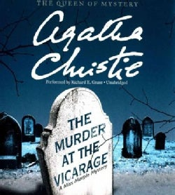 The Murder at the Vicarage (CD-Audio)