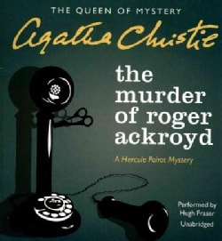 The Murder of Roger Ackroyd (CD-Audio)