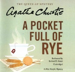 A Pocket Full of Rye: Library Edition (CD-Audio)
