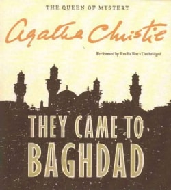 They Came to Baghdad (CD-Audio)