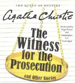 The Witness for the Prosecution, and Other Stories (CD-Audio)