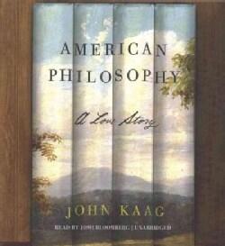 American Philosophy: A Love Story (CD-Audio)