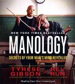 Manology: Secrets of Your Man's Mind Revealed (CD-Audio)