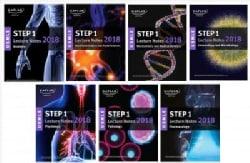 Kaplan USMLE Step 1 Lecture Notes 2018 (Paperback)