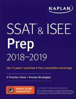 SSAT & ISEE Prep 2018-2019 (Paperback)