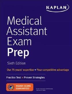 Medical Assistant Exam Prep: Practice Test + Proven Strategies (Paperback)