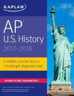 Kaplan AP U.S. History 2017-2018 (Paperback)