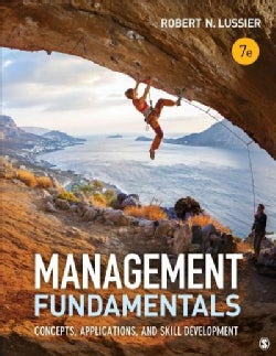 Management Fundamentals: Concepts, Applications, and Skill Development (Paperback)