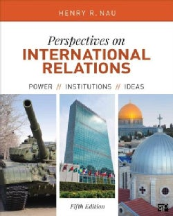 Perspectives on International Relations: Power, Institutions, and Ideas (Paperback)