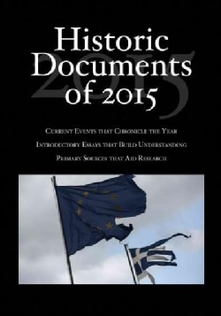 Historic Documents of 2015 (Hardcover)