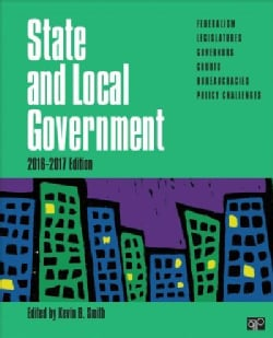 State and Local Government 2016-2017 (Paperback)