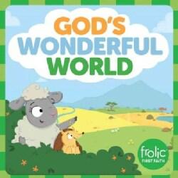 God's Wonderful World (Board book)