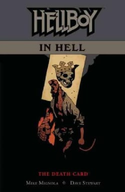 Hellboy in Hell 2: The Death Card (Paperback)