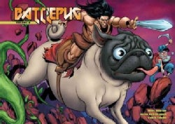 Battlepug 5: The Paws of War (Hardcover)