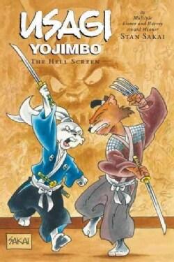 Usagi Yojimbo 31: The Hell Screen (Hardcover)