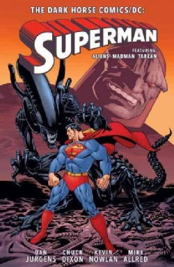 Dark Horse Comics / DC Comics Superman (Paperback)