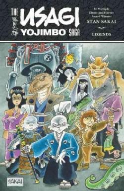 The Usagi Yojimbo Saga: Legends (Paperback)