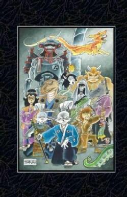 The Usagi Yojimbo Saga: Legends (Hardcover)