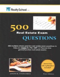 500 Real Estate Exam Questions (Paperback)