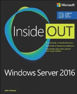 Windows Server 2016 Inside Out (Paperback)