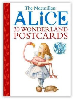 The Macmillan Alice 30 Wonderland Postcards (Postcard book or pack)