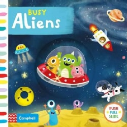 Alien Adventure (Board book)