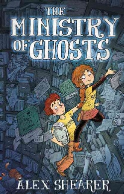 The Ministry of Ghosts (Hardcover)