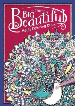 The Big Beautiful Adult Coloring Book (Paperback)
