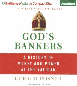 God's Bankers: A History of Money and Power at the Vatican (CD-Audio)