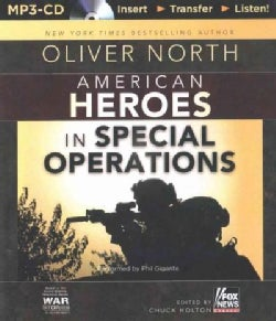 American Heroes in Special Operations (CD-Audio)