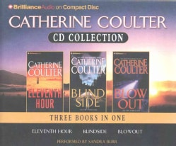 Catherine Coulter CD Collection: Eleventh Hour / Blind Side / Blowout (CD-Audio)