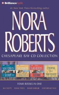 Nora Roberts Chesapeake Bay Collection: Sea Swept / Rising Tides / Inner Harbor / Chesapeake Blue (CD-Audio)
