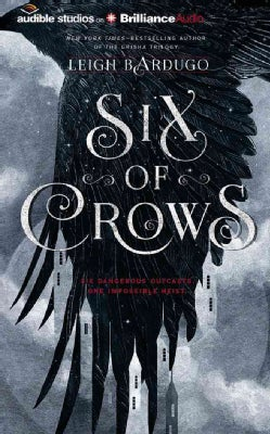 Six of Crows: Library Edition (CD-Audio)