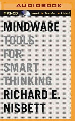 Mindware: Tools for Smart Thinking (CD-Audio)