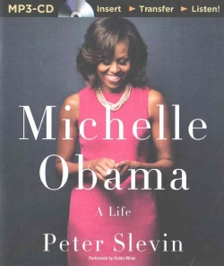 Michelle Obama: A Life (CD-Audio)