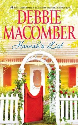 Hannah's List: Bonus Includes a Debbie Macomber Recipe and Knitting Pattern! (CD-Audio)