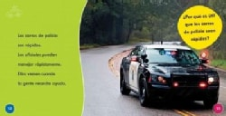 Carros de policia en accion/ Police Cars on the Go (Paperback)
