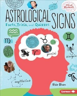 Astrological Signs: Facts, Trivia, and Quizzes (Hardcover)
