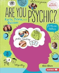 Are You Psychic?: Facts, Trivia, and Quizzes (Hardcover)