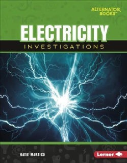 Electricity Investigations (Hardcover)