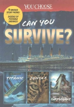 Can You Survive (Paperback)