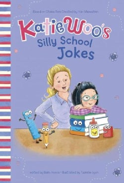 Katie Woo's Silly School Jokes (Hardcover)